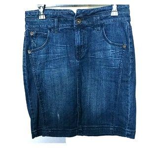 ✨ DKNY Jean skirt ✨